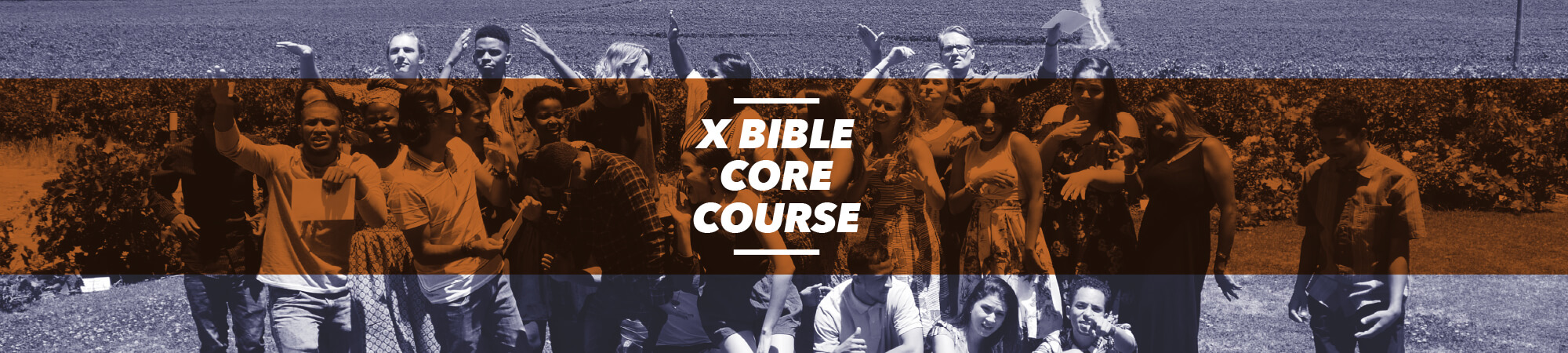 YWAM Worcester x Bible Core Course