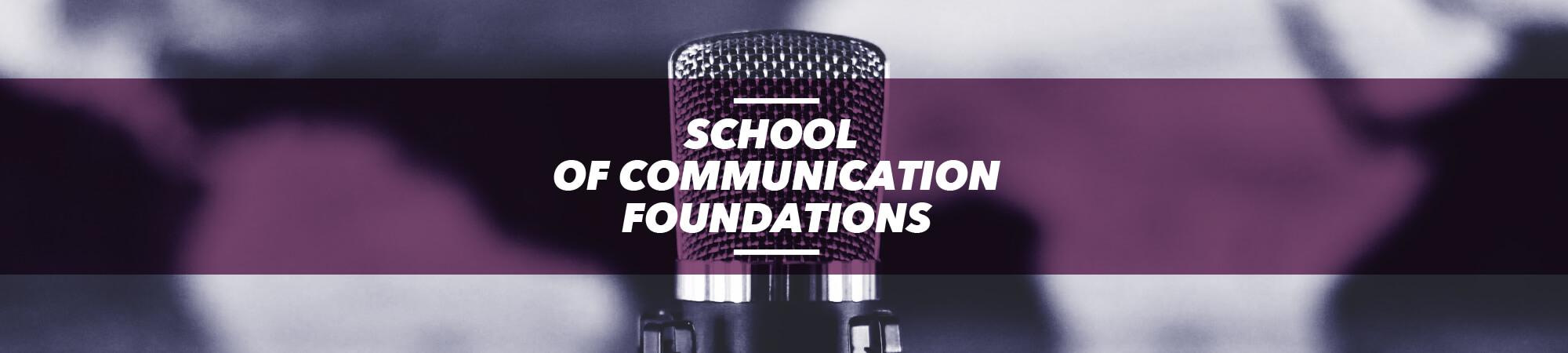 School of Communication Foundations YWAM Worcester
