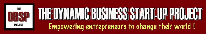 The Dynamic Business Start-up Project