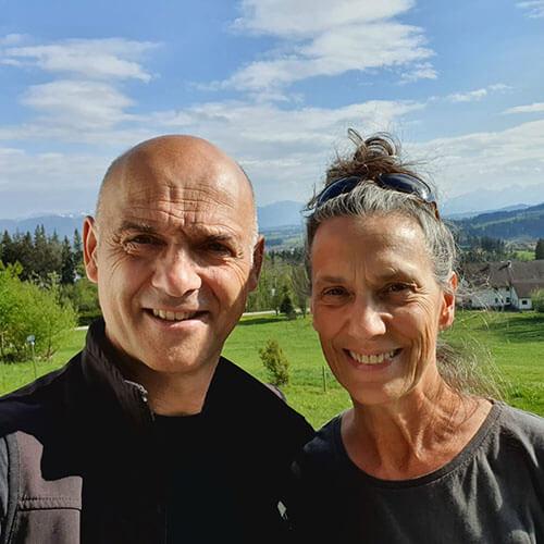 Gerd and Damaris Heissmann