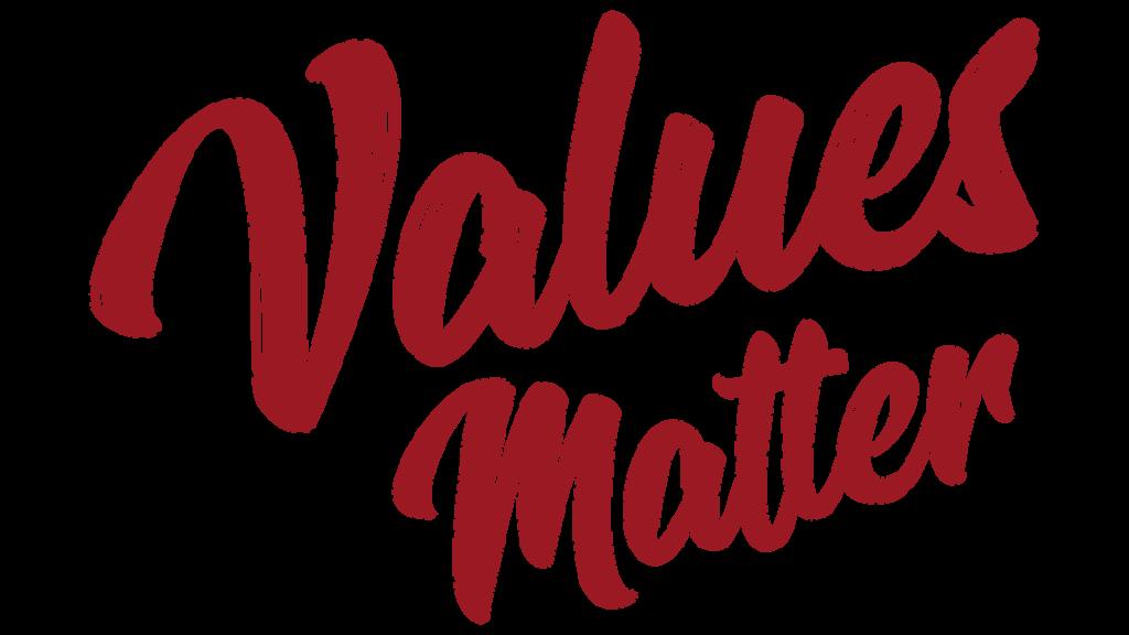Values Matter Title